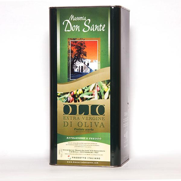 Olio extra vergine d'oliva - 5 litri Image