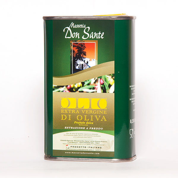 Olio extra vergine d'oliva 1 litro. Image